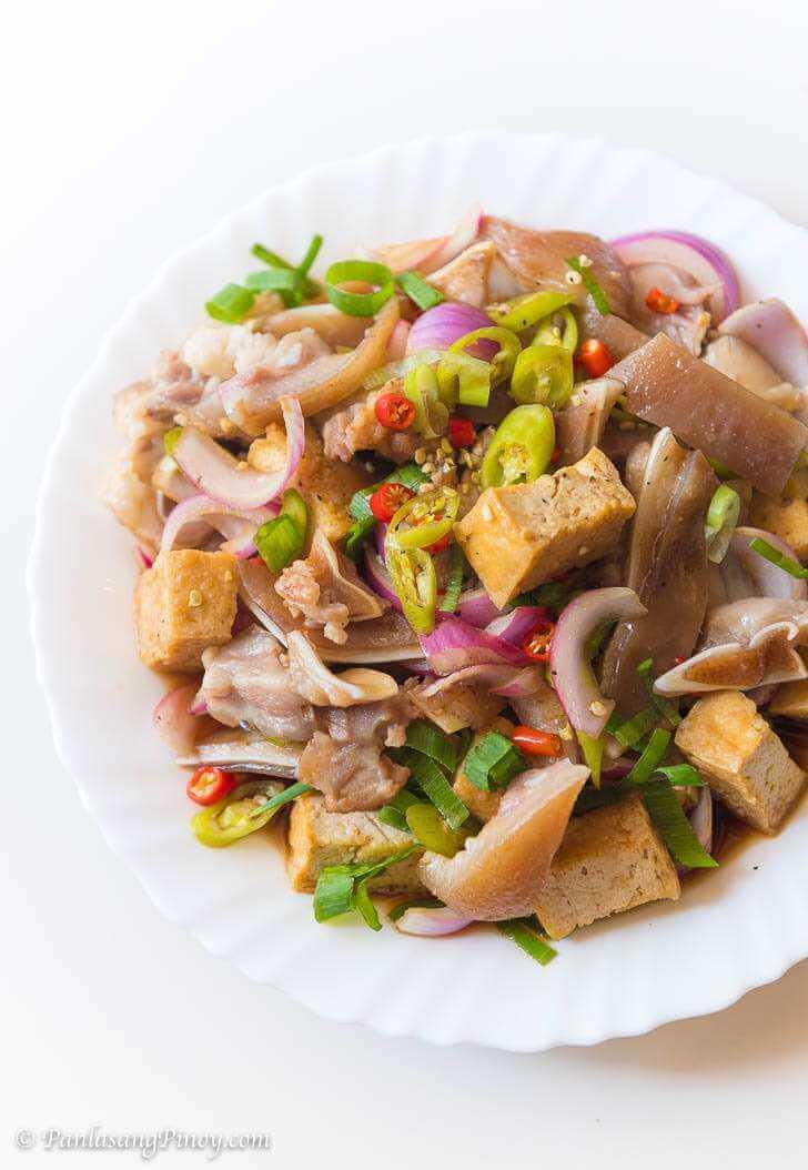 Spicy Tokwat Baboy Recipe