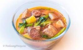 Pocherong Baboy Recipe