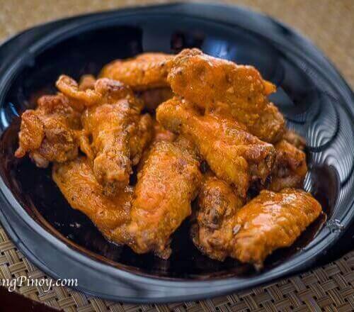 Buffalo Chicken Wing With Sauce Recipe Panlasang Pinoy