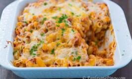 corned beef baked macaroni