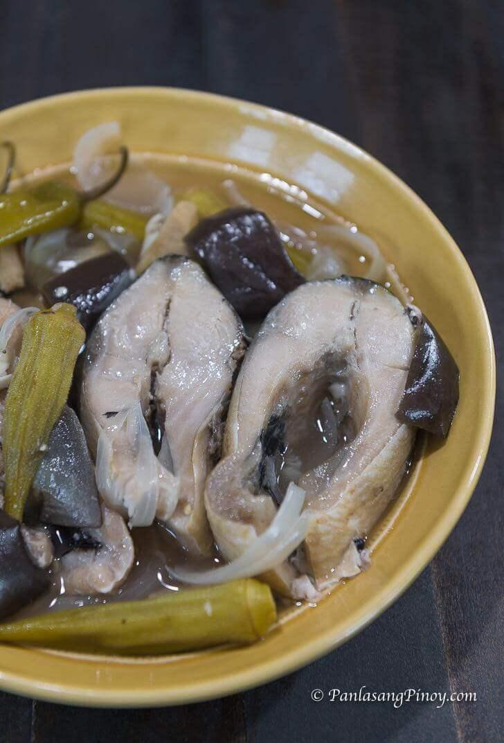paksiw na bangus recipe panlasang pinoy