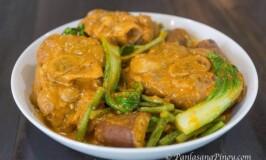 Pork Kare Kare Recipe