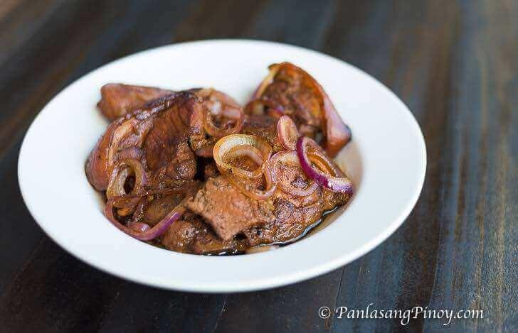 root beer pork steak