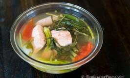 Salmon Sinigang Recipe