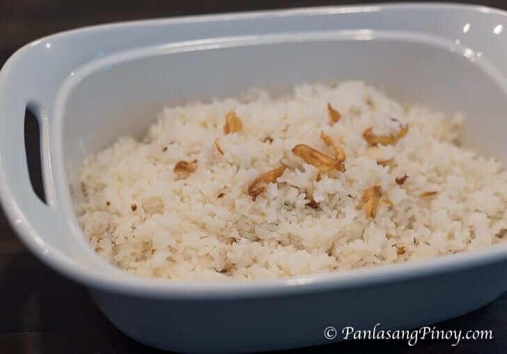Sinangag na Kanin Recipe – How to Make Garlic Fried Rice