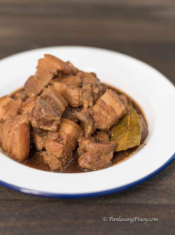 sprite pork adobo filipino