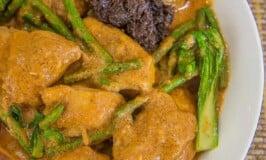 Chicken Kare Kare Recipe