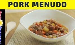 How to Cook Pork Menudo – Filipino Recipe
