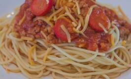 Easy Pinoy Spaghetti