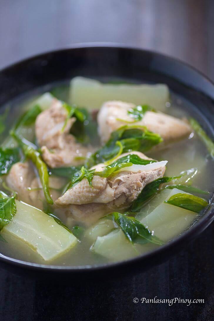 Chicken Tinola Recipe Panlasang Pinoy