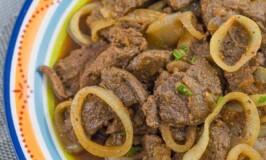 Bistek Tagalog Recipe – Pinoy Beefsteak