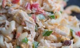 Filipino Chicken Macaroni Salad Recipe