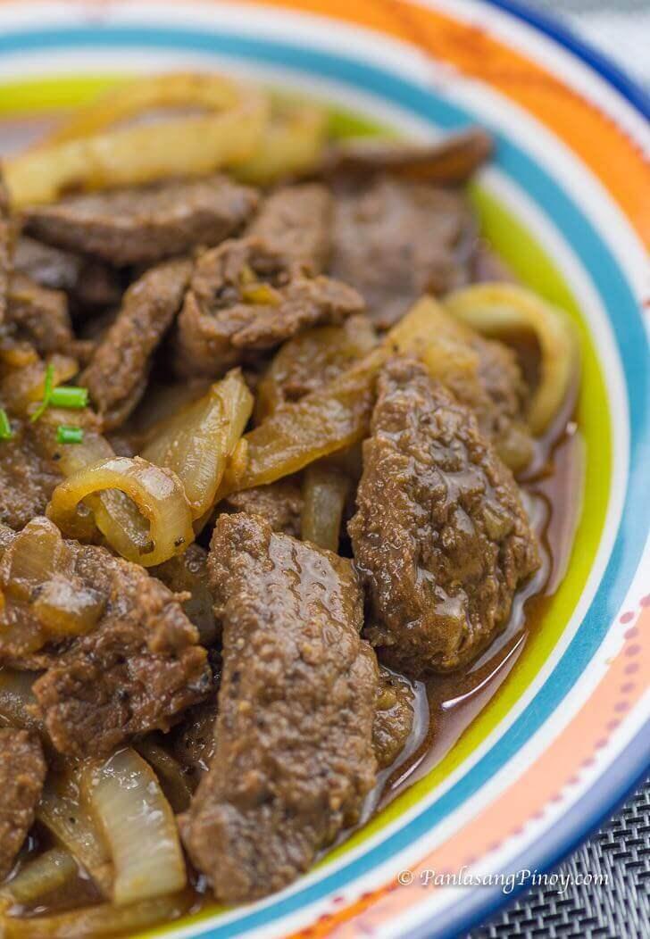 How to Cook Bistek Tagalog