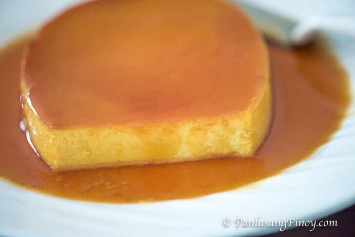 Leche Flan Recipe Panlasang Pinoy
