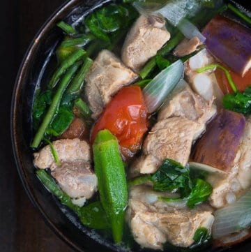 Pork Sinigang Recipe