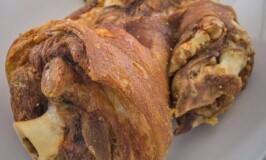 Super Crispy Pata with Yummy Sawsawan