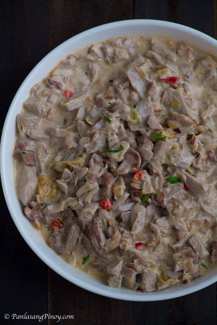 Ginataang Langka with Pork