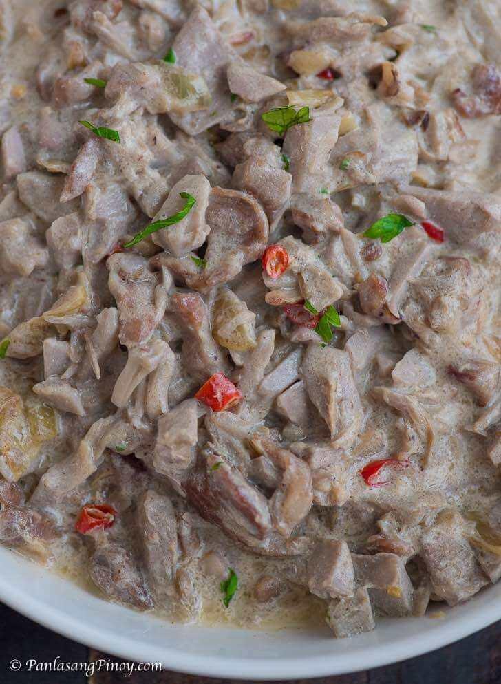 How to Cook Ginataang Langka with Pork Filipino