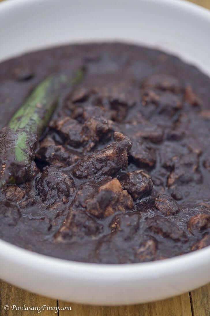 Pork Dinuguan Recipe