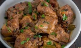Easy Chicken Adobo