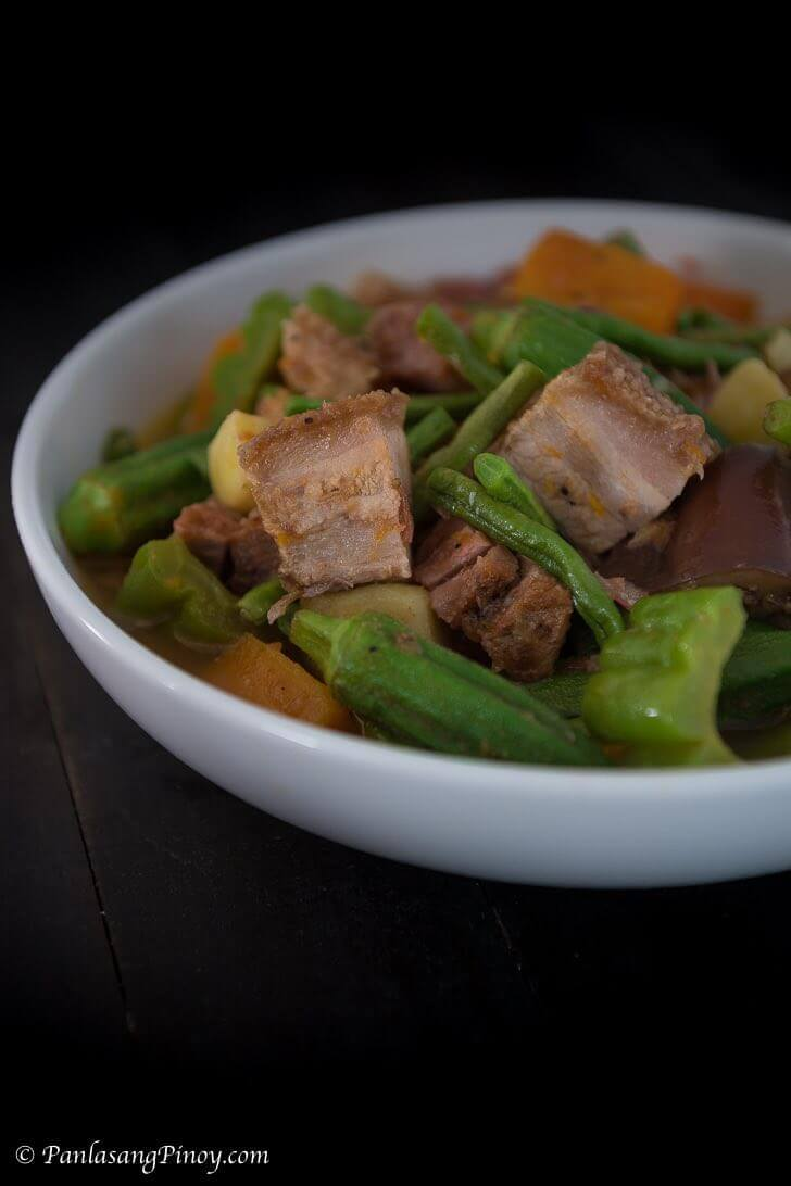 How to Cook Pinakbet Tagalog