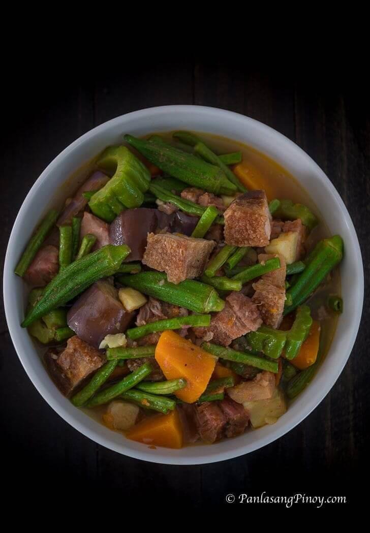 Pinakbet Tagalog Recipe