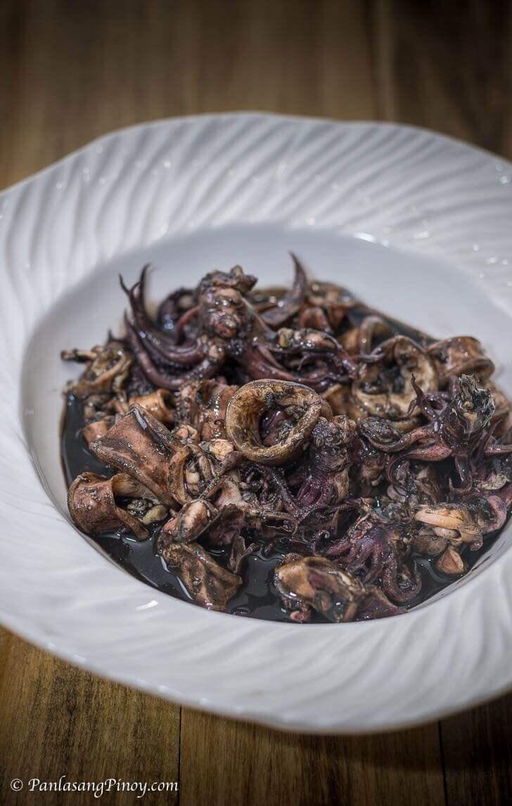 adobong pusit recipe panlasang pinoy