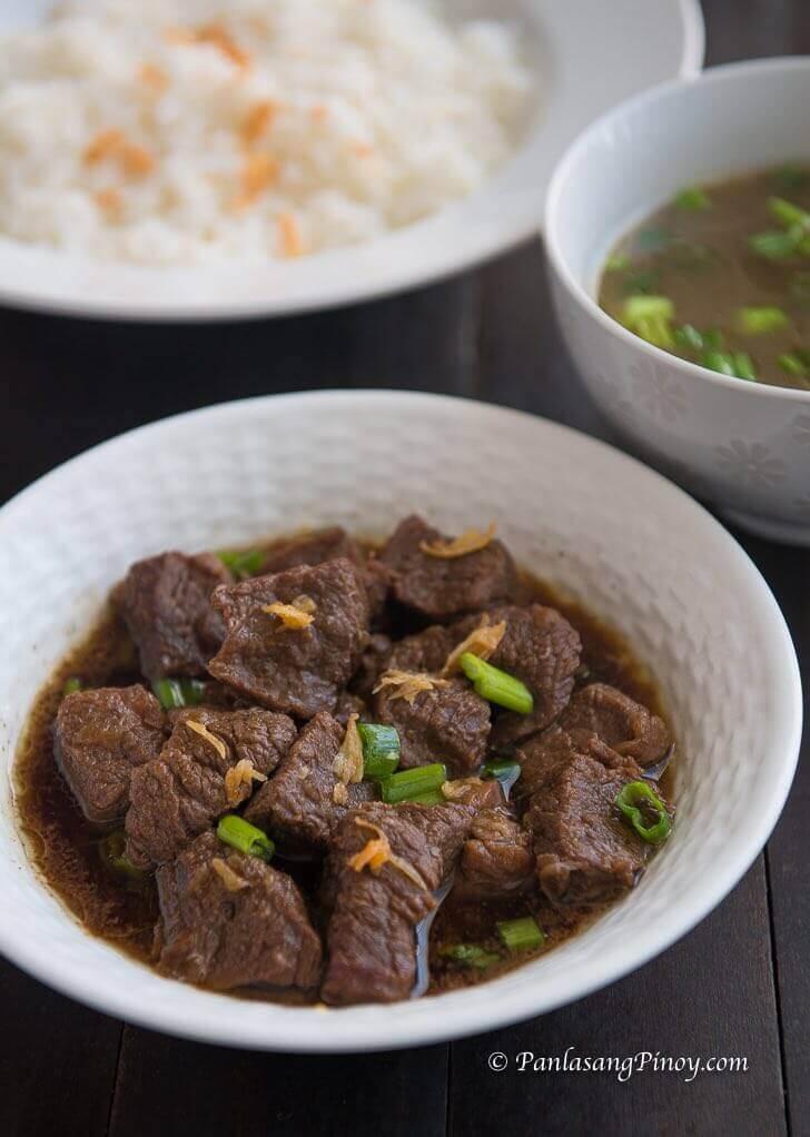 Beef Pares Recipe Pinoy