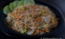 Chicken Pancit Recipe