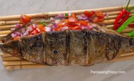 Inihaw na Bangus Recipe (Grilled Milkfish)