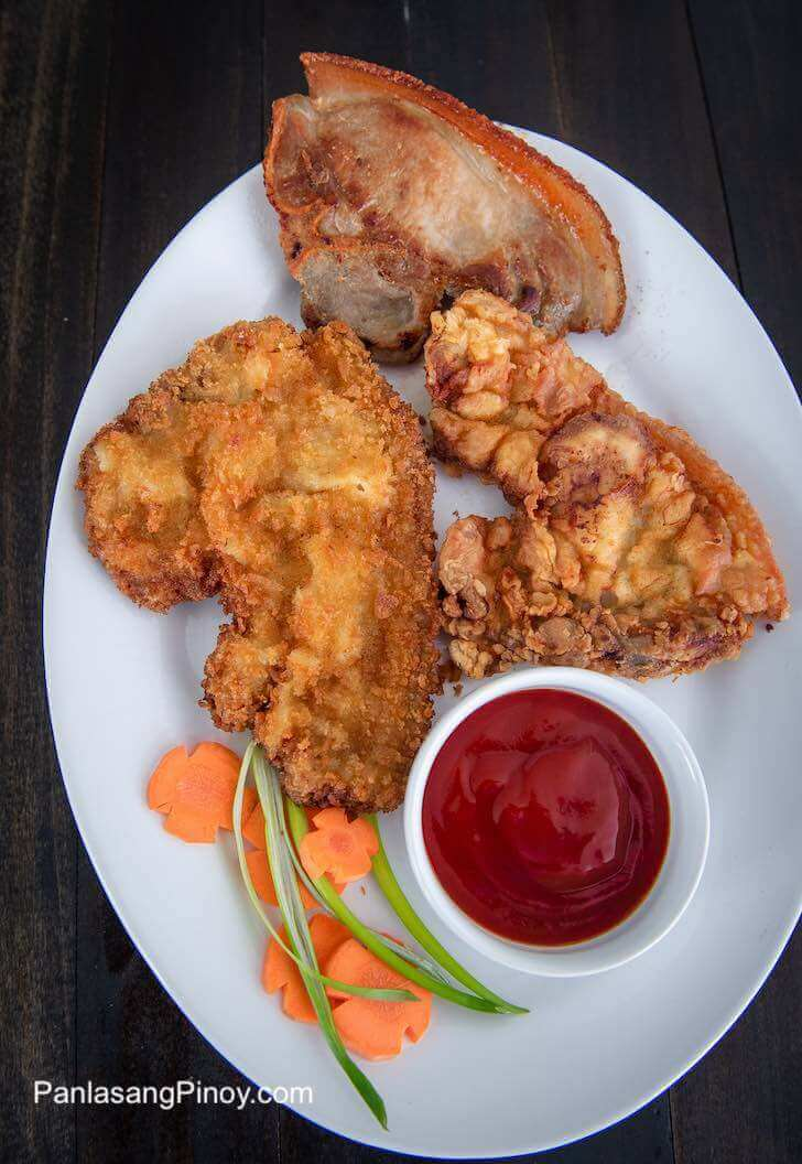 Quick and Easy Pan Fried Pork Chops Recipe