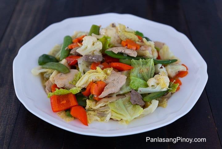 Tasty Chop Suey