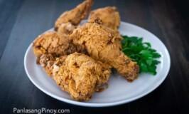 7Up Fried Chicken