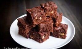 Mayo Brownies