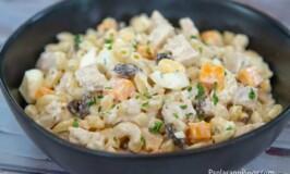 Chicken and Egg Macaroni Salad