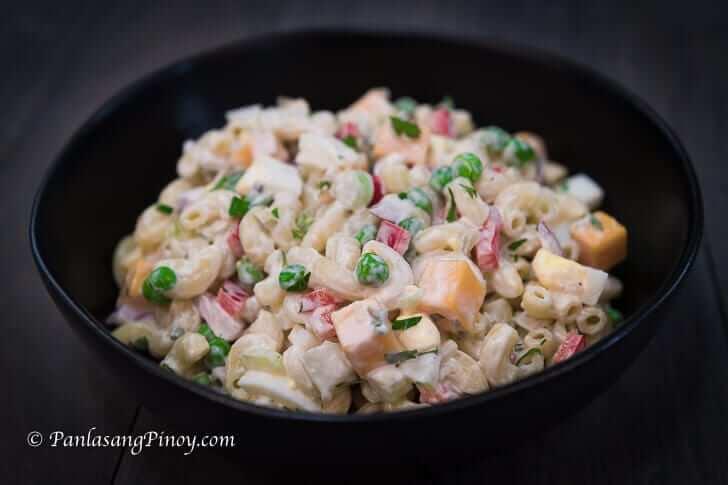 easy classic macaroni salad