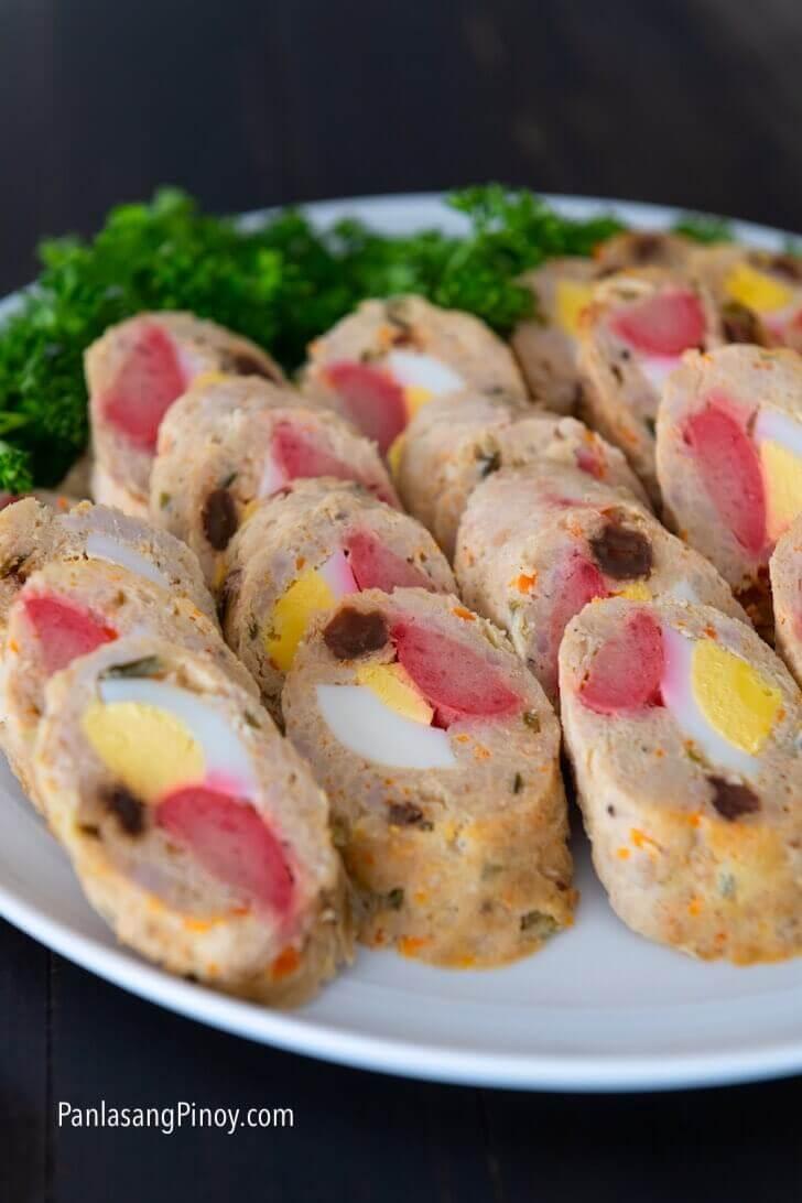 chicken and pork embutido recipe easy