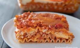 No-Bake Filipino Style Lasagna