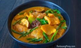 Kare-Kare Recipe (Beef Tripe)