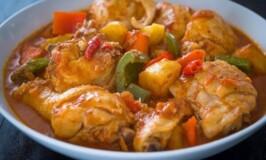 Chicken Caldereta
