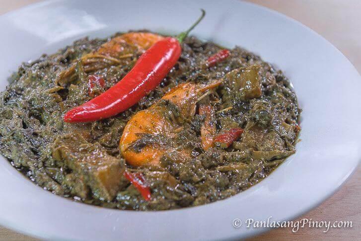 shrimp laing recipe