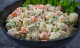 Chicken Potato Salad Recipe