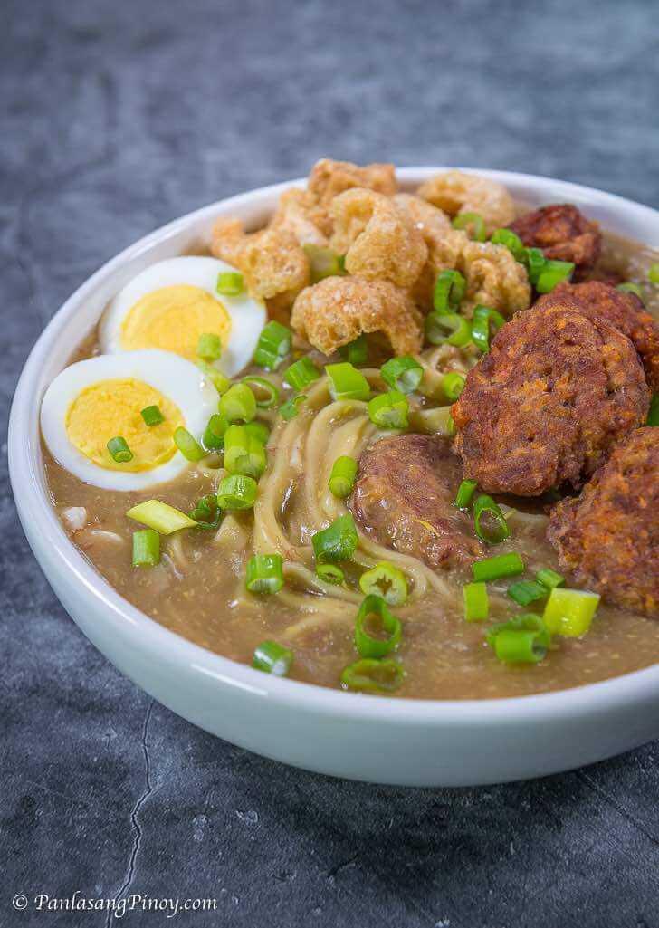 corned beef lomi batangas recipe