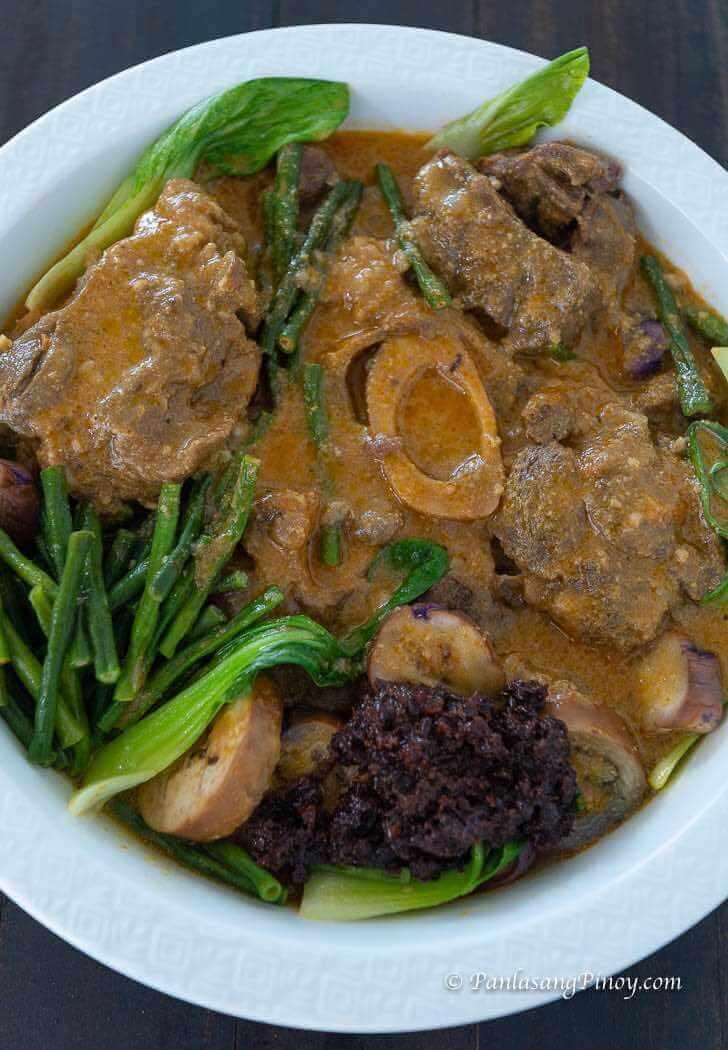 Bulalo Kare-Kare Recipe