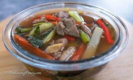 Chicken Hinalang (Halang-halang na Manok)
