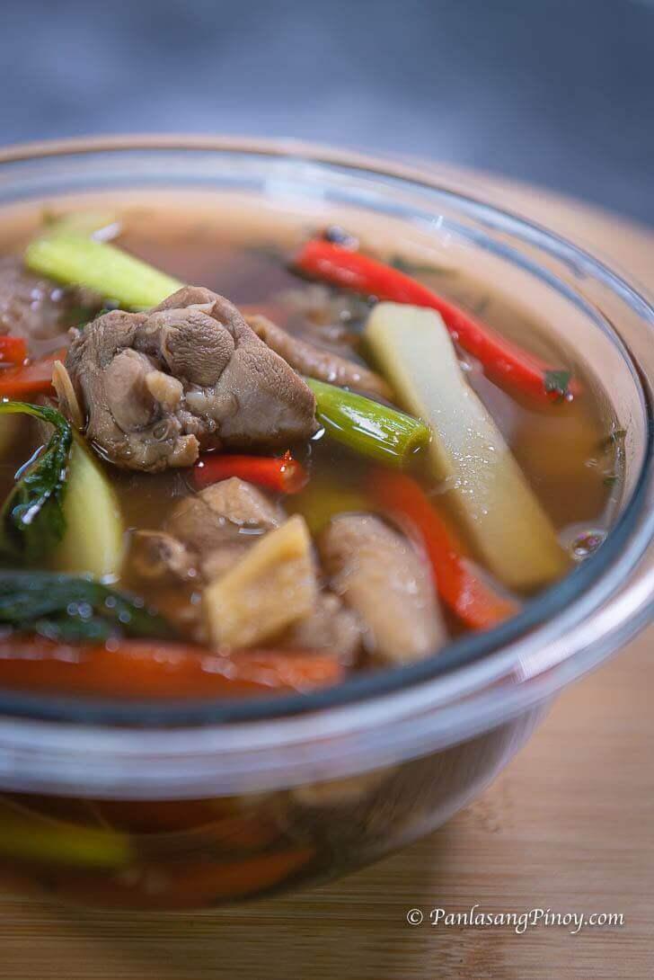 Chicken Hinalang Recipe