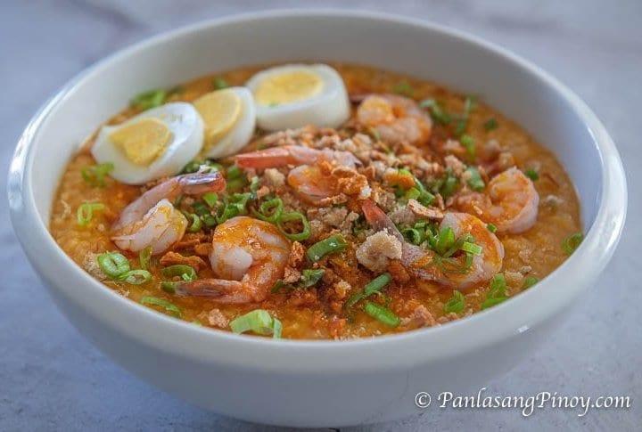 arroz palabok