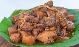 How to Cook Humba (Bisaya Version)