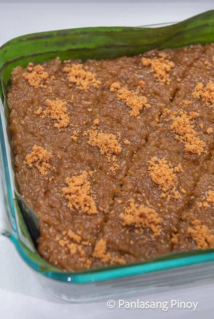 biko with latik recipe