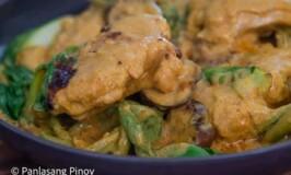 How to Cook Chicken Kare-Kare sa Gata